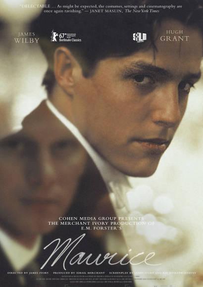 Maurice   Film 1987 -- Stream, ganzer Film, deutsch, Queer Cinema, schwul