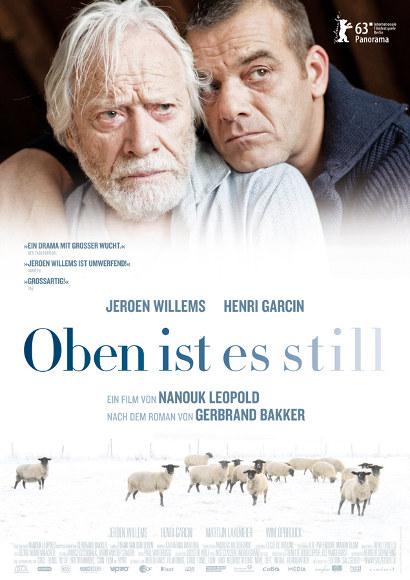 Oben ist es still | Gay-Film 2013 -- schwul, Homosexualität, Queer Cinema, Stream, deutsch, online sehen