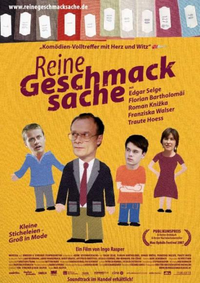 Reine Geschmacksache   Film 2007 -- Stream, ganzer Film, Queer Cinema, schwul