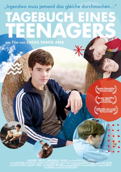 Tagebuch eines Teenagers | Film 2019 -- Stream, ganzer Film, Queer Cinema, schwul