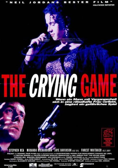 The Crying Game - Die Frau des Soldaten   Film 1992 -- Stream, gnazer Film, Queer Cinema, transgender