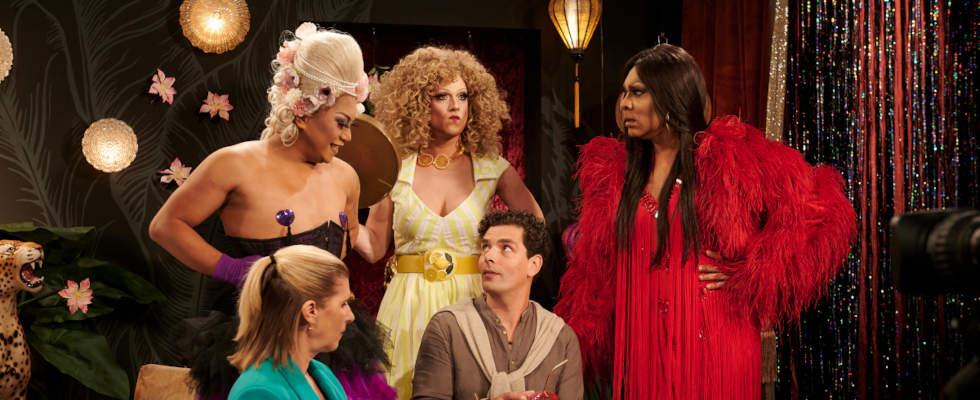 The Drag and Us | TV-Serie 2021 -- schwul, Travestie im Fernsehen, Stream, alle Folgen, deutsch
