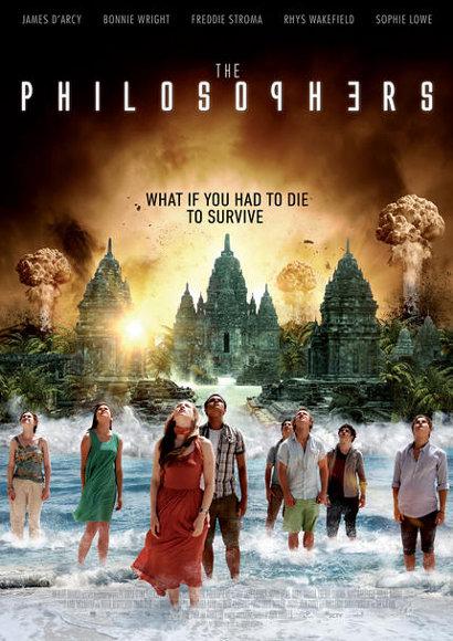 The Philosophers - Wer überlebt?   Film 2013 -- schwul, Homosexualität im Fernsehen, schwuler TV-Tipp, Queer Cinema, Stream, deutsch, ganzer Film