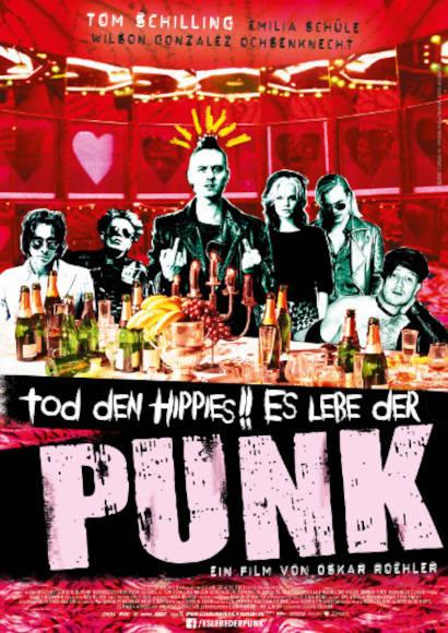 Tod den Hippies!! Es lebe der Punk!   Film 2015 -- schwul, Bisexualität, Homosexualität im Fernsehen, Queer Cinema