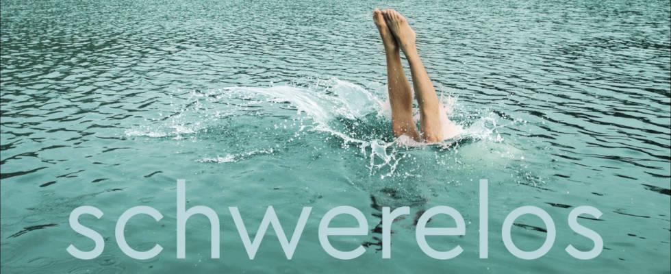 Tomasz Jedrowski: Im Wasser sind wir schwerelos (2021)