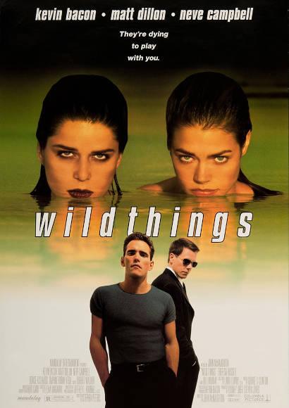 Wild Things   Film 1998 -- lesbisch, Bisexualität, Homosexualität im Fernsehen, Queer Cinema