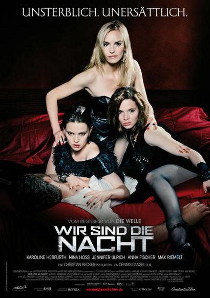 Wir Sind Die Nacht | Film 2010 -- Stream, ganzer Film, Queer Cinema, lesbisch