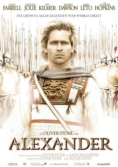 Alexander   Film 2004 -- schwul, Bisexualität, Homosexualität im Fernsehen, TV-Tipp
