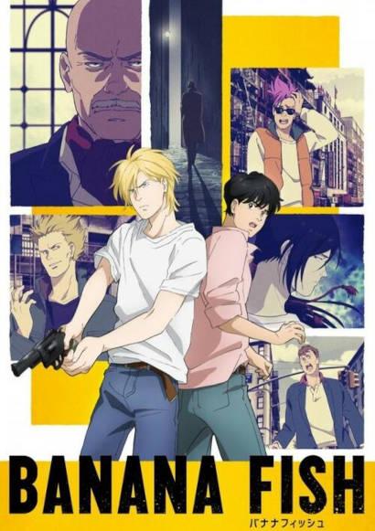 Banana Fish   Schwule Anime-Serie 2018 -- Stream, alle Folgen, LGBT-Serie, schwul