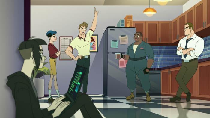 Q-Force   LGBT-Serie 2021 -- Stream, Download, alle Folgen, Homosexualität bei Netflix, schwul, lesbisch
